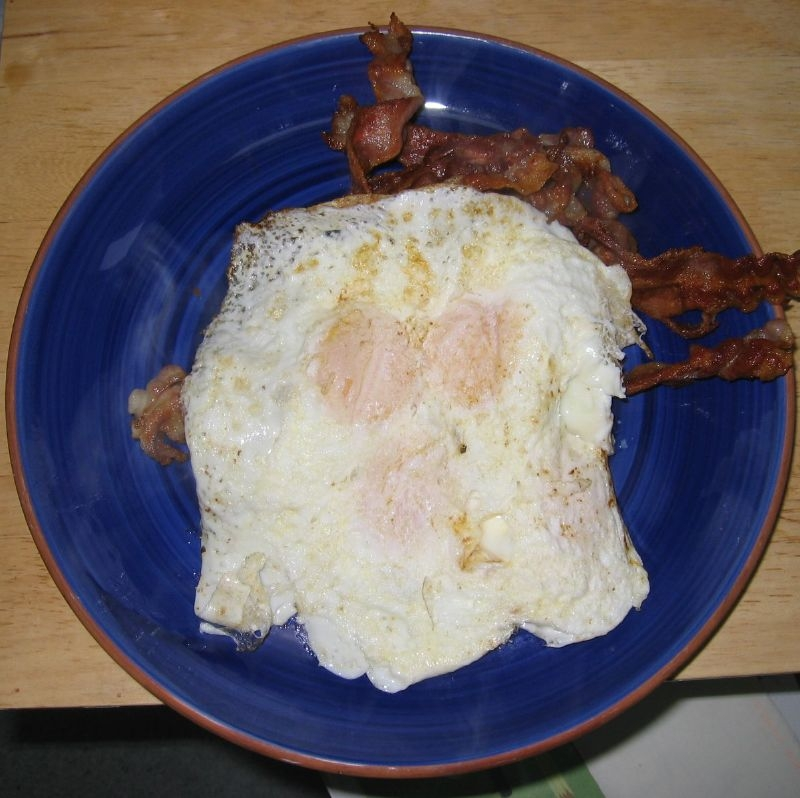 eggs and bacon - GAPS Menu Plan - Purposeful Nutrition