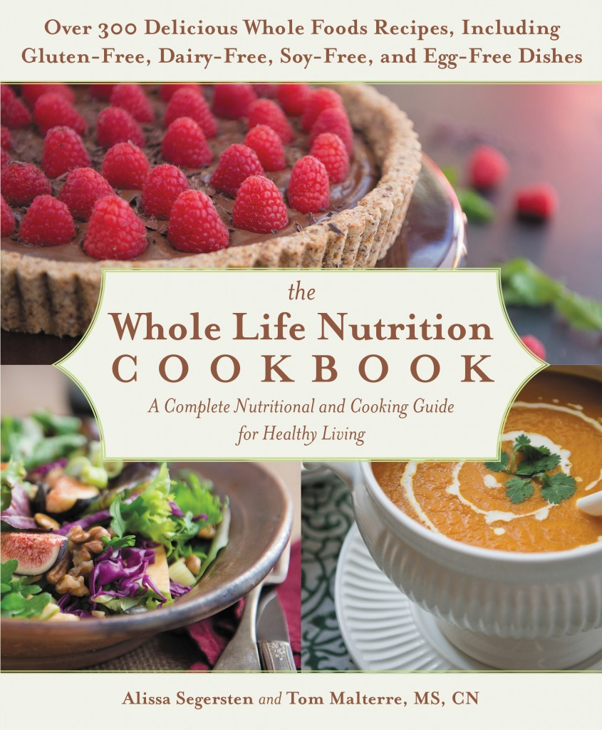My Favorite New Cookbook for Whole Foods Cooking and Living (And a Giveaway)