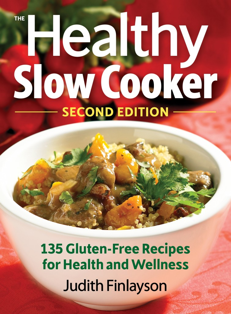 Book Review:  The Healthy Slow Cooker
