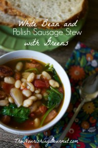 White-Bean-and-Polish-Sausage-Stew-with-Greens
