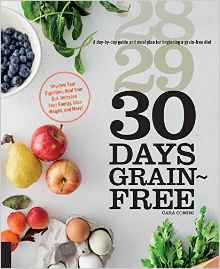 Book Review: 30 Days Grain Free