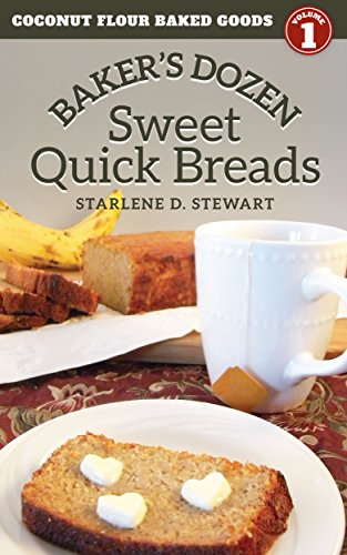 Baking With Coconut Flour E-Books Review