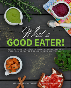 What A Good Eater Book Review
