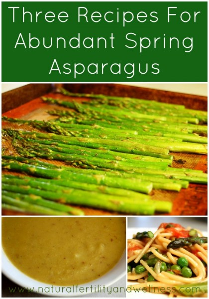 Spring Asparagus Recipe Round-up