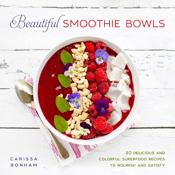 Book Review: Beautiful Smoothie Bowls