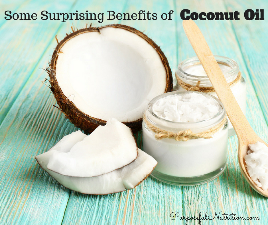 Some Surprising Benefits of Coconut Oil
