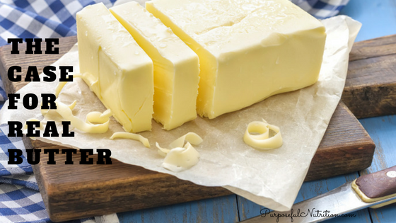 The Case for Real Butter