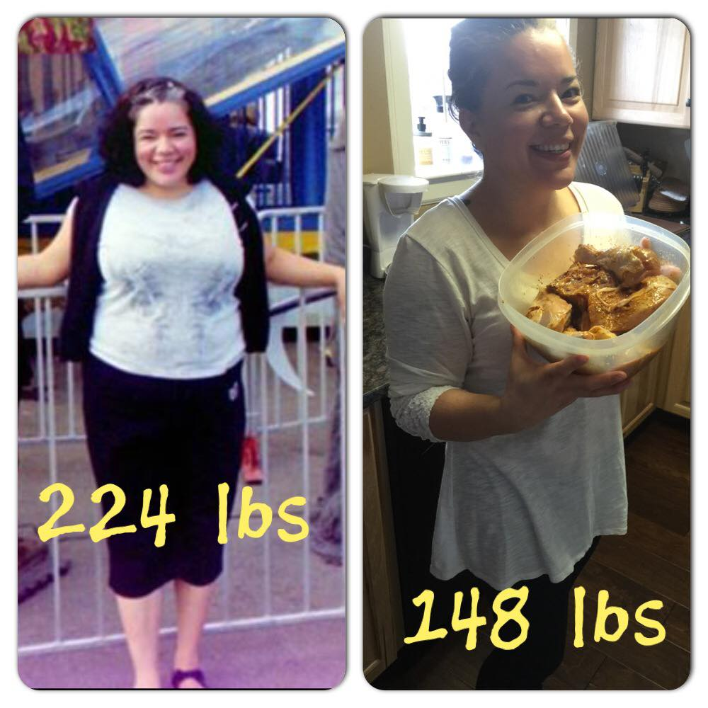 Weight Loss Success Stories- Daniela