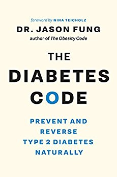 The Diabetes Code – Book Review