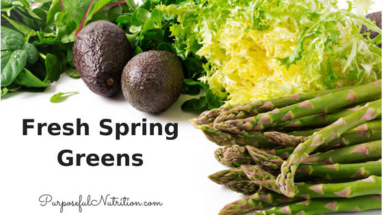 Do You Crave Fresh Spring Greens?