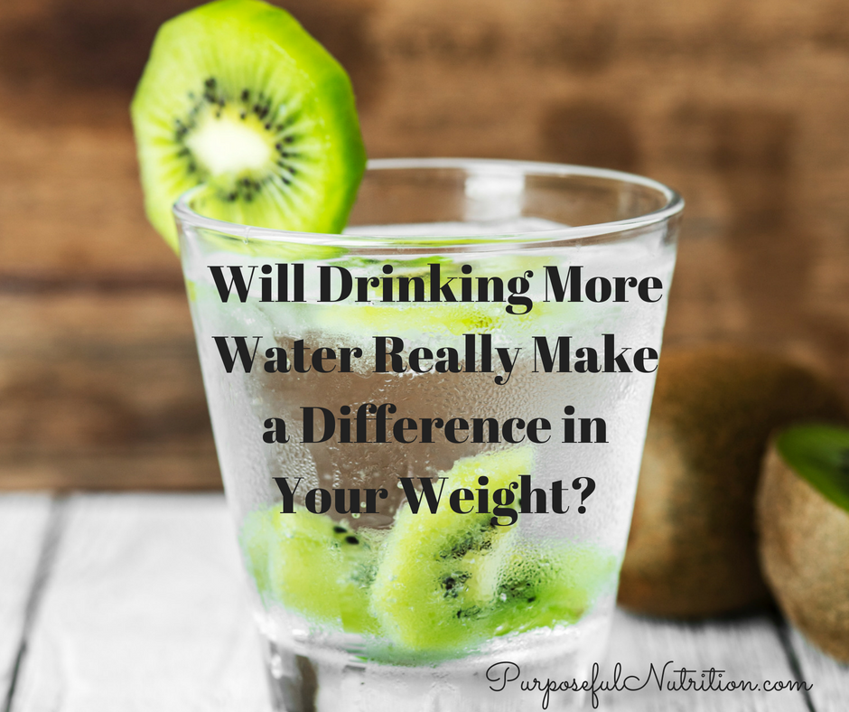 Will Drinking More Water Really Make a Difference in Your Weight?