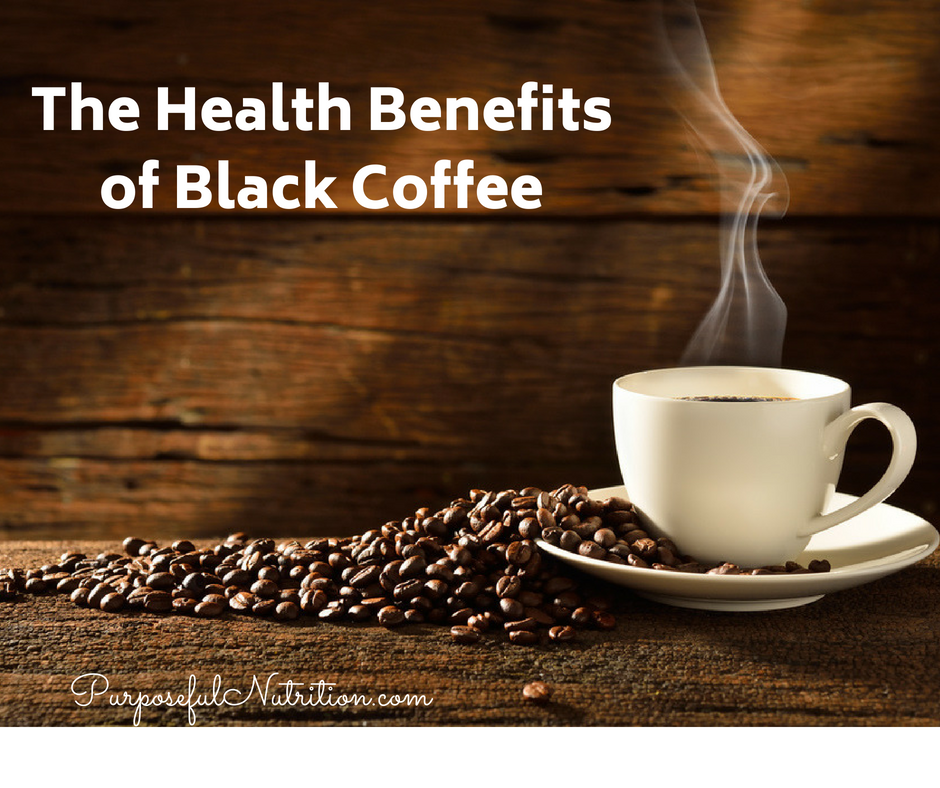 The Health Benefits of Black Coffee