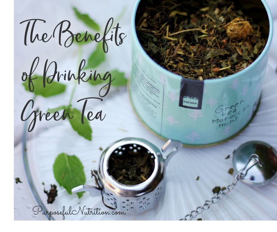 The Benefits of Green Tea, Tea-Part 2