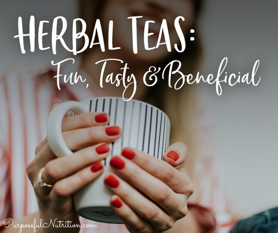 Herbal Teas, Tea, Part 4