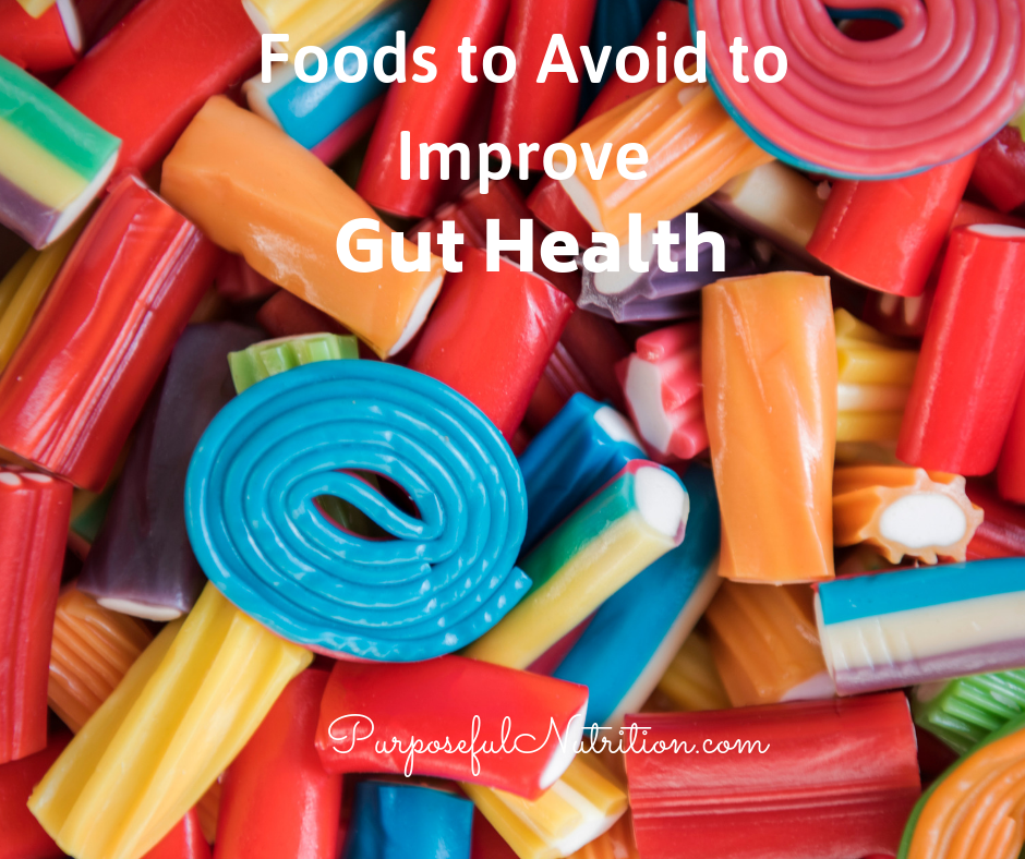 Food to Avoid to Improve Gut Health