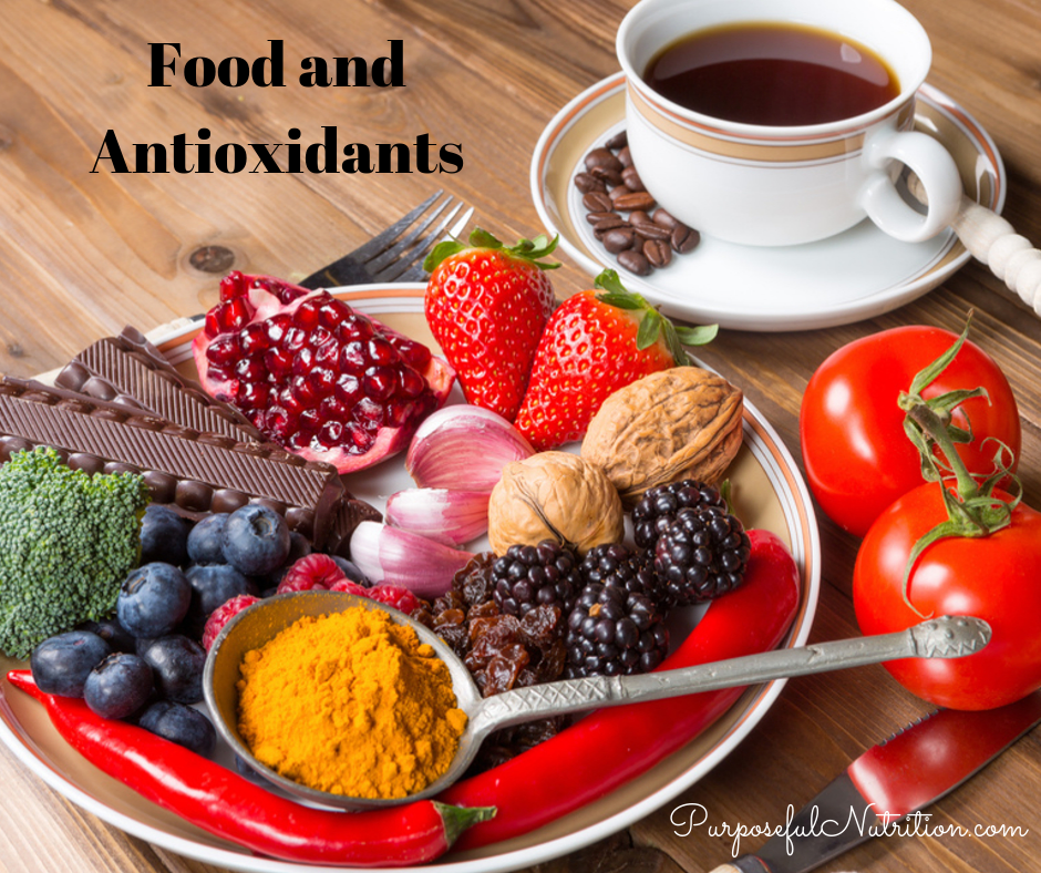 Food and Antioxidants