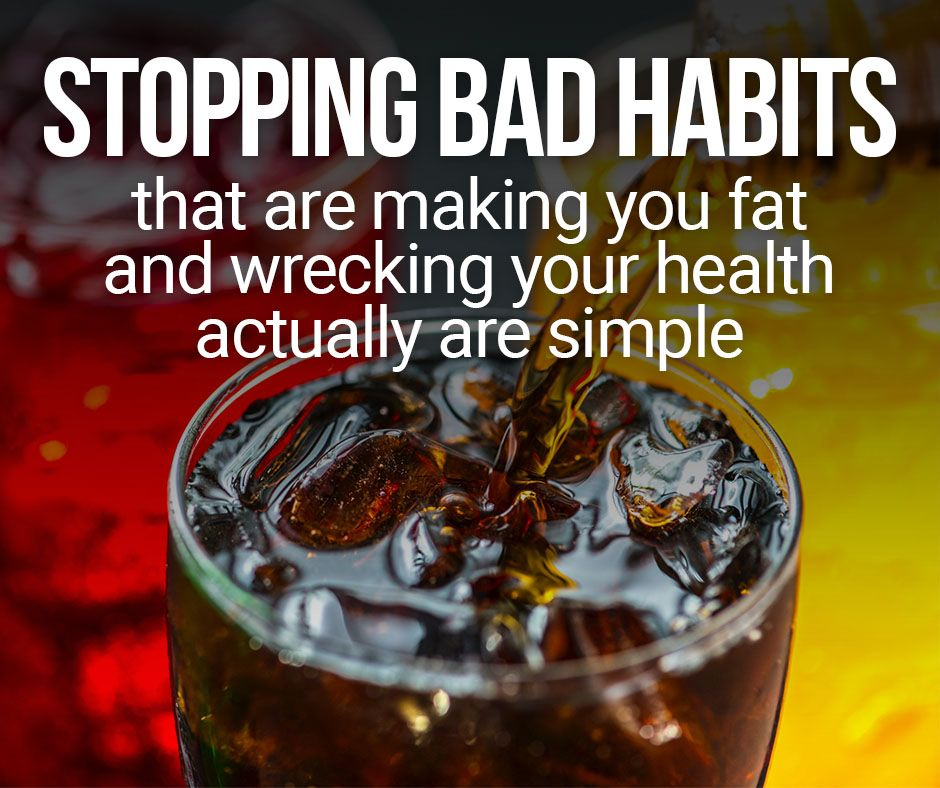 Insulin Resistance and Changing Bad Habits