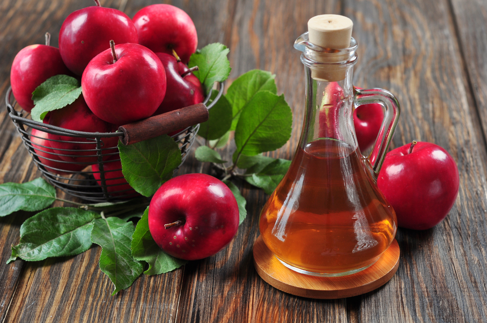 Why You Should Have A Bottle Of Apple Cider Vinegar In Your Pantry
