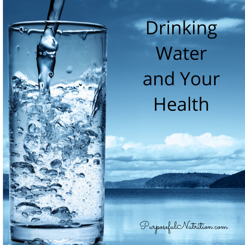 Drinking Enough Water Is Important For Your Health