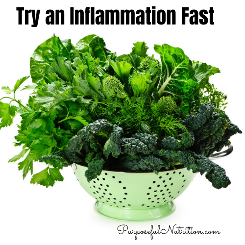 Try an Inflammation Fast